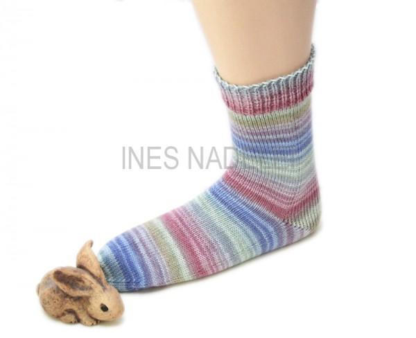 Socken Gr. 42/43 aus Lang Yarns City Runner Fb. 901.0221
