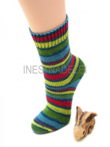 Socken Gr. 39/40 aus myboshi Lieblingsfarben Fb. 7111