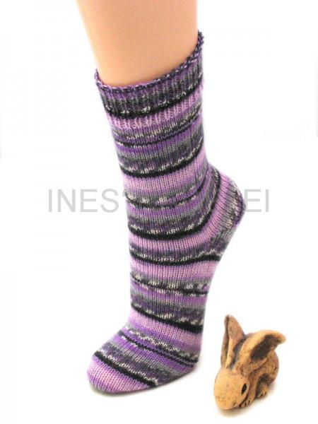 Socken Gr. 37/38 aus ONline Supersocke Summer Fb. 1329