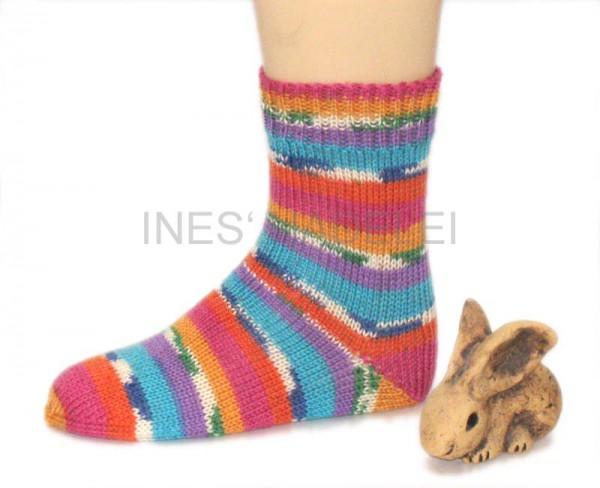 Socken Gr. 32/33 aus Fortissima Mexiko Kids Colors Fb. 44