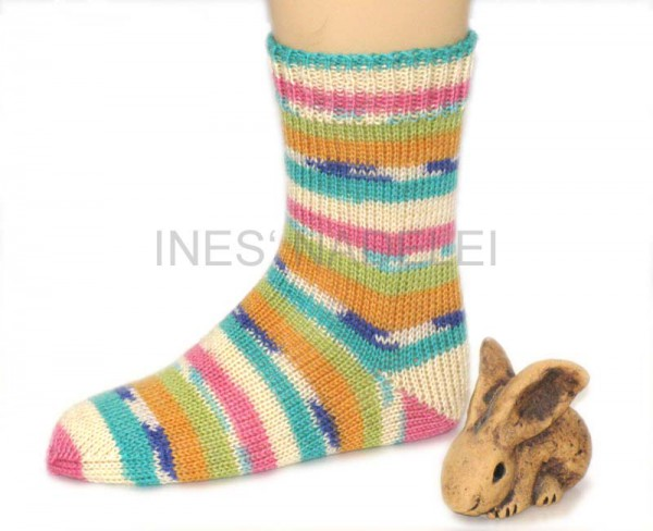 Socken Gr. 34/35 aus Fortissima Mexiko Kids Colors Fb. 43