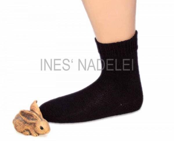 Socken aus Opal Uni marine Fb. 5190