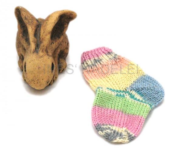 Socken Gr. 16/17 aus Fortissima Mexiko Kids Colors Fb. 40