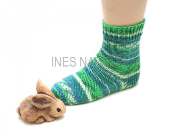 Socken Gr. 28/29 aus Opal Handwerk & Hobby 3 Fb. 9641