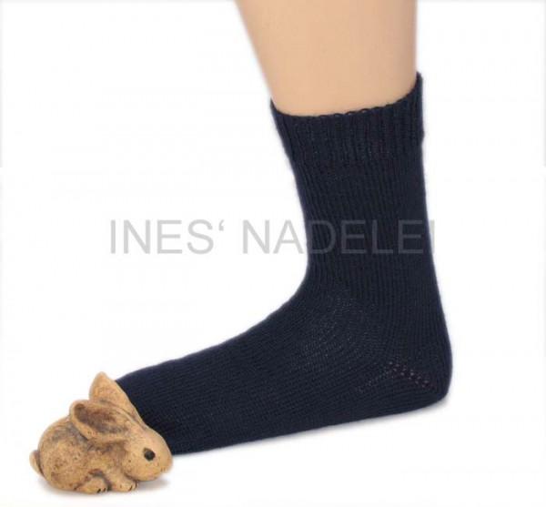 Socken aus Regia Standard-Uni marine Fb. 324