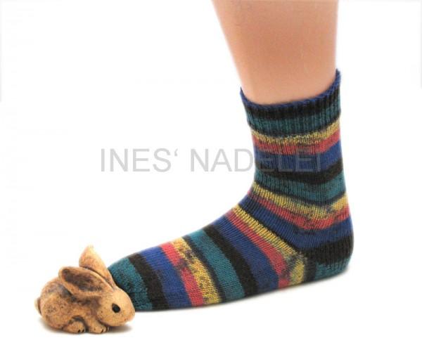 Socken Gr. 39/40 aus Fortissima Mexiko City Color Fb. 206